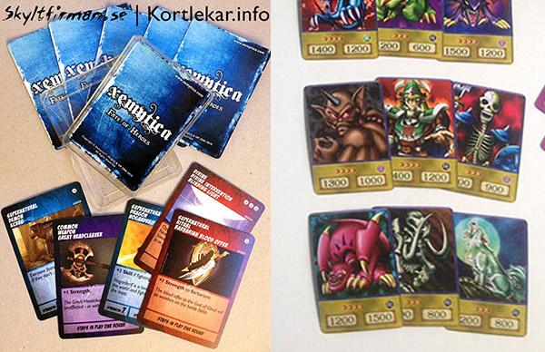 Egen kortlek med egna bilder från Kortlekar.info | Skyltfirman.se